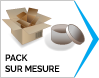 packaging sur mesure