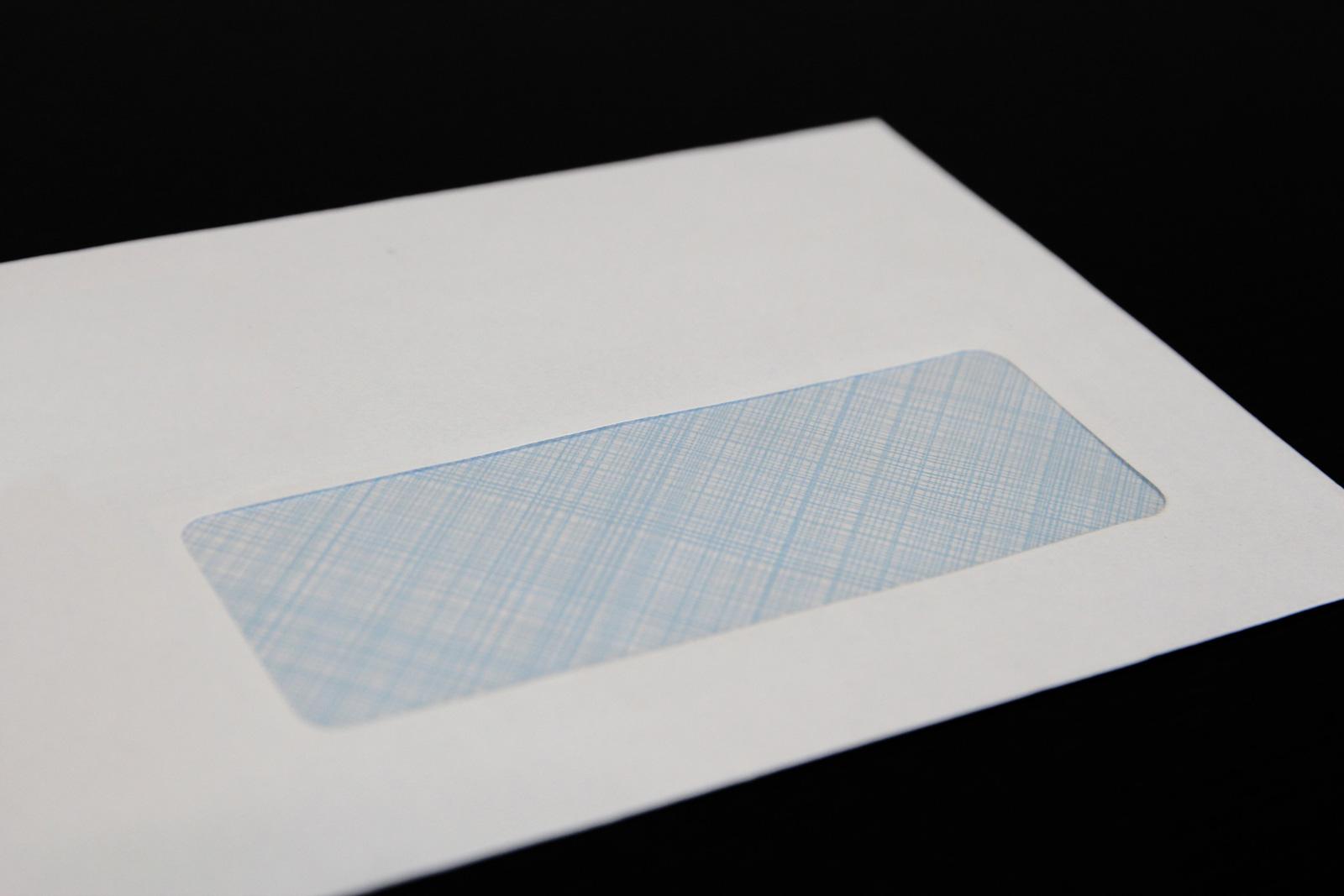 Impression enveloppes 110x220 format 110x220 dl avec for Enveloppe a fenetre