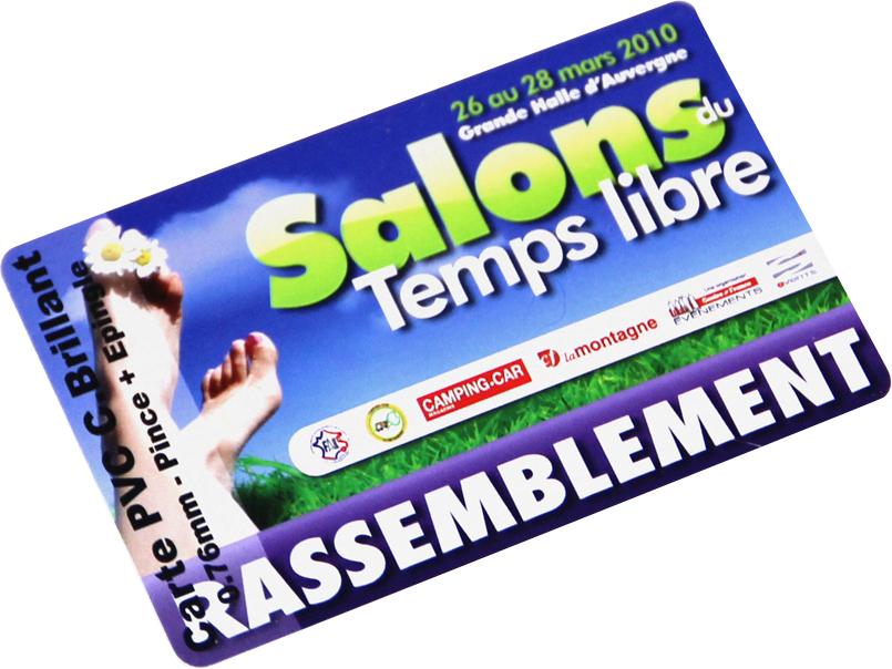 impression badge format 70x150 format 70x150 kelprint On impression badge salon